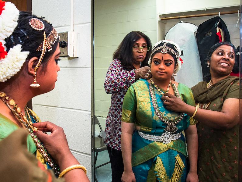 A Down-szindrómás táncos, Hema Ramaswamy négy és fél éven keresztül készült erre a fellépésre
