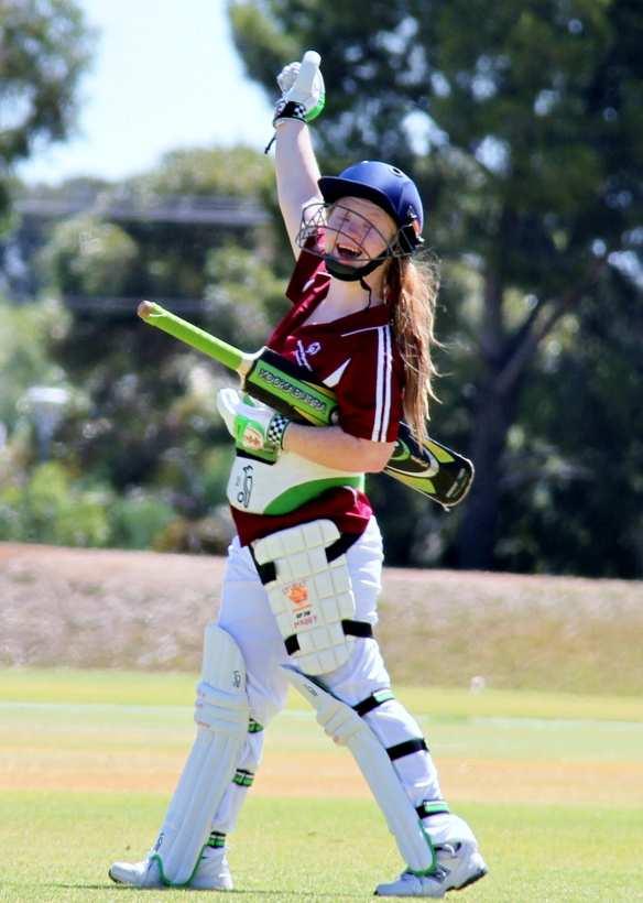 Maddy krikettezik