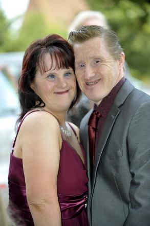 A boldog Down-szindrómás pár 20 éve házas