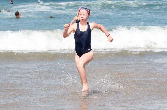 Kirra, az ifjú vízimentő