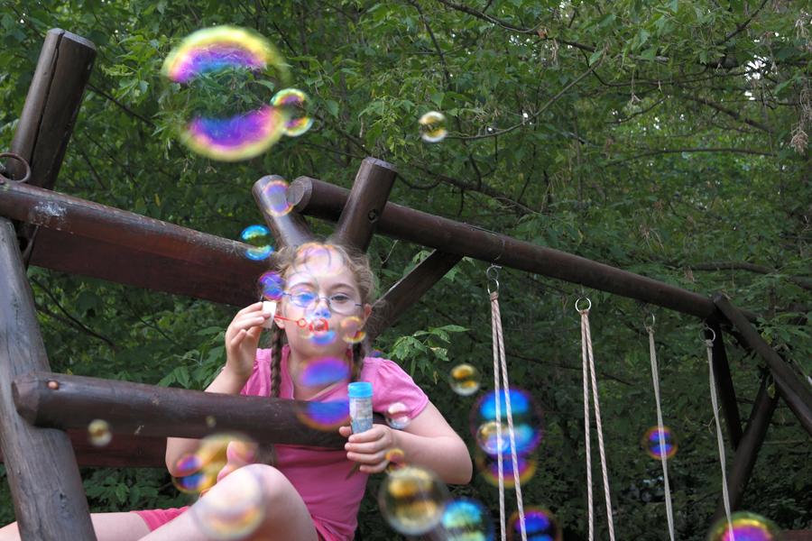 buborékos