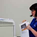 Előny a hátrányból: Egy Down-szindrómás nő szokatlan karrierje