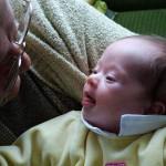 3 kapaszkodó a Down-szindrómás kisbabák gondozásához