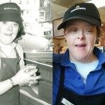 32 évnyi munka után megy nyugdíjba a Down-szindrómás Freia David, barátai búcsúztatják