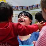 Az első Down-szindrómás óvónő lett a lányból, akit óvodásnak nem vettek fel